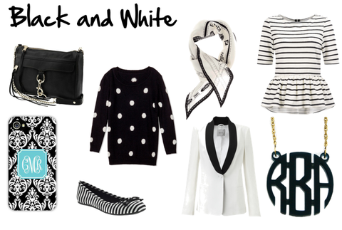 Black and White Color Crush