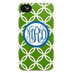 monogram cell phone cases