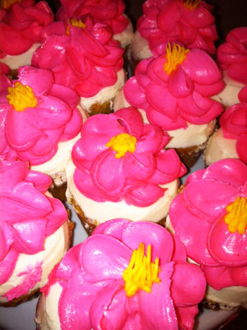 PPink cupcakes