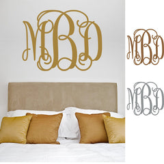 Metallic Wall Decal