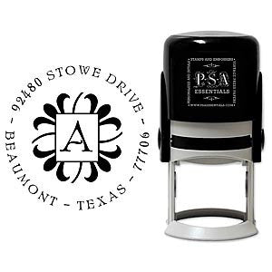 Personalized Abby Self Inking Stamper