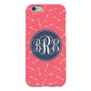 Arrows Coral iPhone Case
