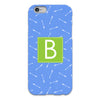 Arrows Cornflower iPhone Case