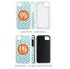 Monogram iPhone 5/5S Case - Arrows