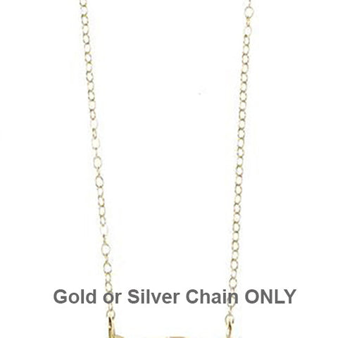 Gold Or Silver Replacement Chain