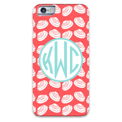 Monogram iPhone 7/7 Plus Case - Clams