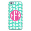 Mint Clams iPhone Case
