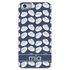 NAvy Clams iPhone Case