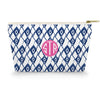 Diamonds Makeup Bag - Navy