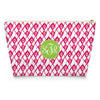 Diamonds Makeup Bag - Pink