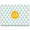 mint anchor cutting board