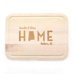 State Maple Cutting Board