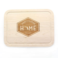 Home Maple Cutting Board
