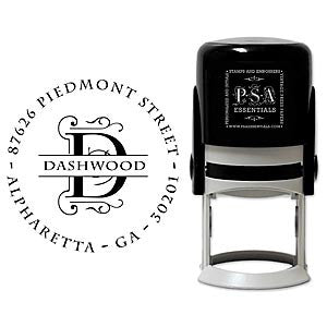 Personalized Dashwood Self Inking Stamper