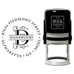 Personalized Dashwood Stamp by PSA Essentials