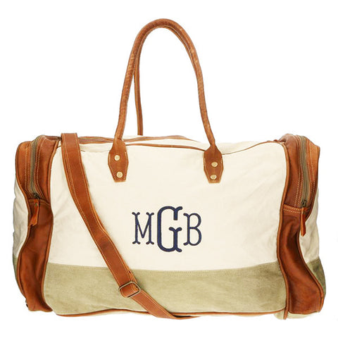 Voyager Monogram Duffle Bag