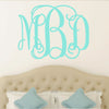Interlock Monogram Decal