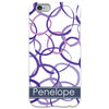 Fizzy Purple iPhone Case