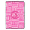 Collage iPad Folio Case - Hot Pink
