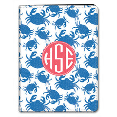 Cape Cod iPad Case - Cornflower