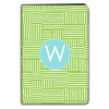 Collage iPad Folio Case - Lime