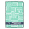 Collage iPad Folio Case - Mint