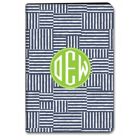 Monogram iPad Folio Case - Collage