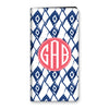 Diamond Folio Case - Navy