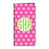 Monogram iPhone 6 Plus Folio Case- Stripe Dot