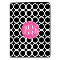 Monogram iPad Folio Case - Hoopla