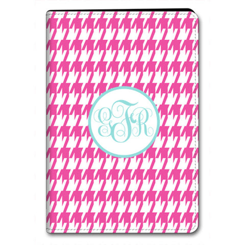 Monogram iPad Folio Case - Houndstooth