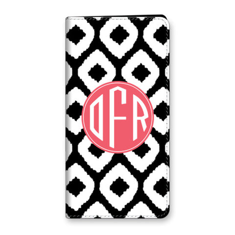 Monogram iPhone 6 Plus Folio Case- iKat