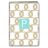 Knot iPad Folio Case - Sand