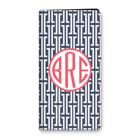 Monogram iPhone 6 Plus Folio Case - Maze