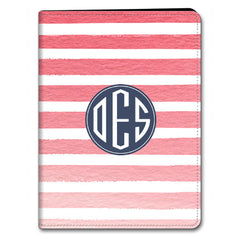 Ombre Stripe iPad Case