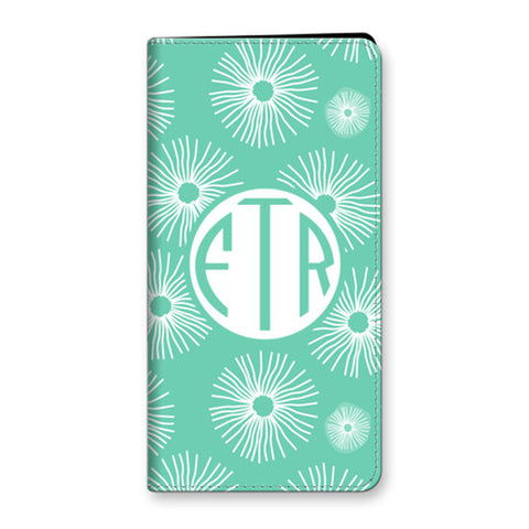 Monogram iPhone 6 Plus Folio Case- Radiance