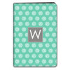 Stripe Dot iPad Case - Mint
