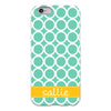 Hoopla iPhone 6 Case - Lime