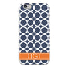Hoopla iPhone 6 Case - Navy