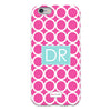Hoopla iPhone 6 Case - Pink