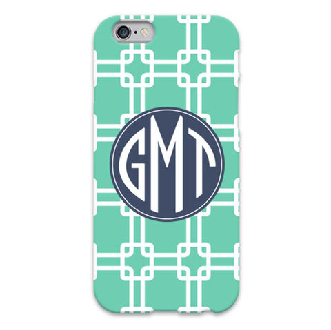 Links Monogram iPhone 6/6 Plus Case