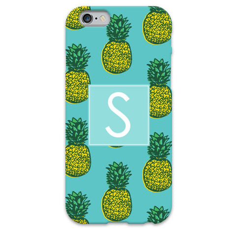 Monogram iPhone 6/6 Plus Case - Pineapple