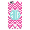 Zig Zag Monogram iPhone 5/5S Case