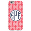 Coral Knot iPhone Case