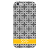 Gray Knot iPhone Case