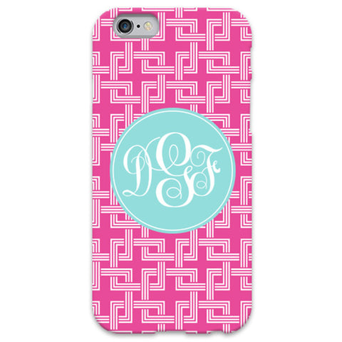 Monogram iPhone 5/5S Case - Knot