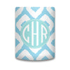 Monogram Koozie - Mint