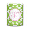 Monogram Koozie - Lime