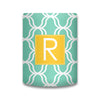 Monogram Can Koozie - Lattice