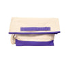 Monogram Laptop Case -Violet